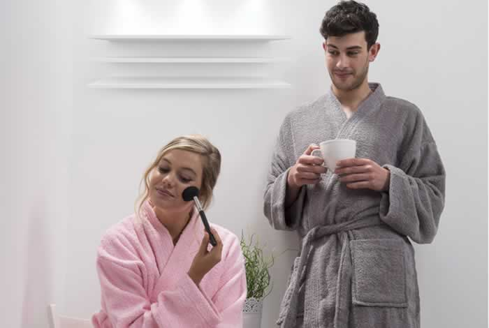 Comfyco Robes, Cosy Colourful Clothing.